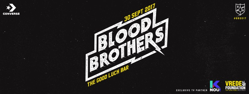 Blood Brothers and the Vrede Foundation