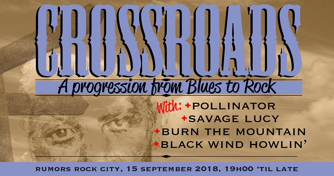 Crossroads a progression from blues to rock